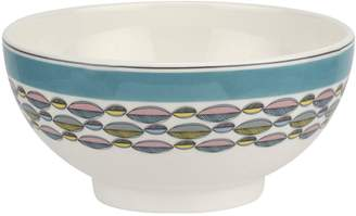 Portmeirion Westerly Turquoise Set of 4 Cereal Bowls