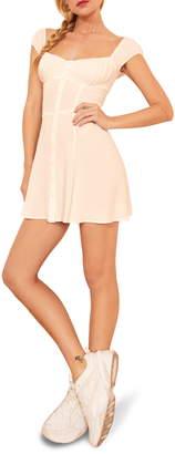 Reformation Isolde Skater Dress