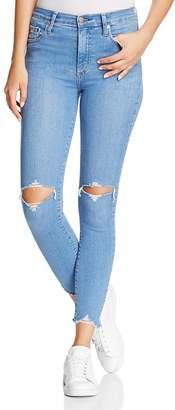 Nobody Cult Skinny Ankle Jeans in Covet