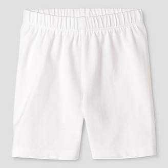 Cat & Jack Toddler Girls' Trouser Shorts Cat & Jack - Fresh White Opaque $5 thestylecure.com