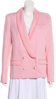 Camilla And Marc Structured Long Sleeve Blazer