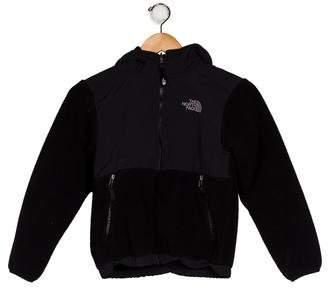 The North Face Boys' Hooded Fleece Jacket