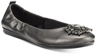 Easy Spirit Georgetta Flats $79 thestylecure.com