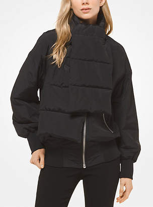 fd35bac05008 Quilted Bomber Jacket Women - ShopStyle UK