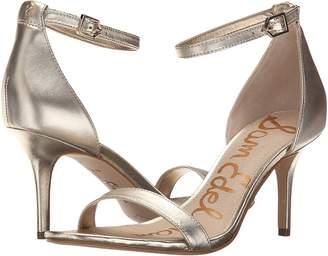 Sam Edelman Patti Strappy Sandal Heel High Heels