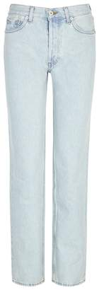 Yeezy Season 5 SEASON 5 Light Blue Straight-leg Jeans