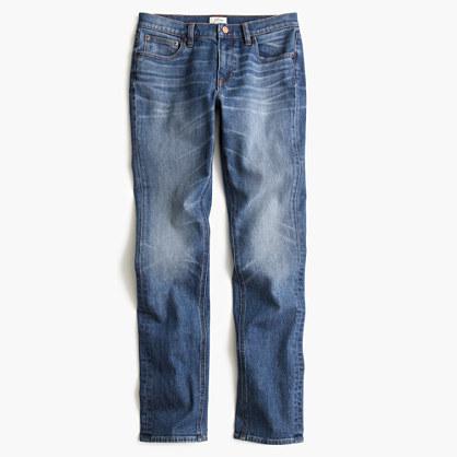 J.CrewPetite matchstick jean in Stockdale wash