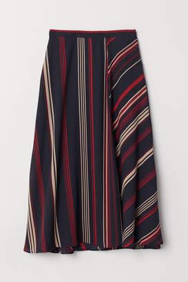 H&M Circle Skirt - Blue
