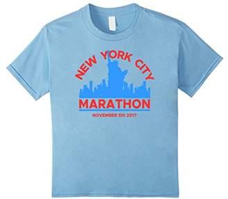 New York City marathon November 5th 2017 t-shirt