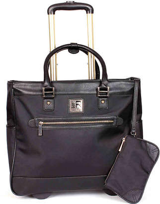Kenneth Cole Reaction Luggage Nylon Twill Computer Carry-On Luggage - Women's