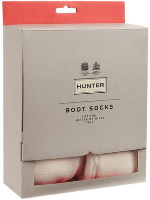 Hunter Fleece Boot Socks