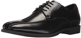 Stacy Adams Men's Logan Bike-Toe Lace-Up Oxford