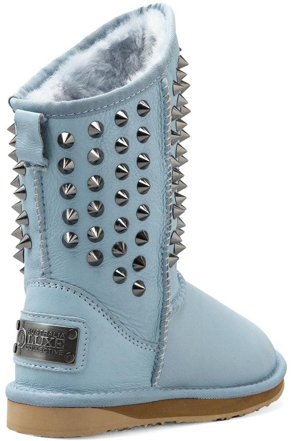 Australia Luxe Collective Pistol Boot with Sheepskin
