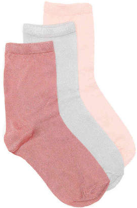 Mix No. 6 Nylon Ankle Socks - 3 Pack - Women's