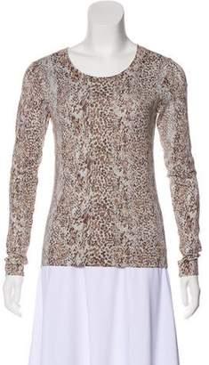 Diane von Furstenberg Neva Long Sleeve Sweater