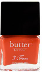 butter LONDON Jaffa 3 Free Nail Lacquer