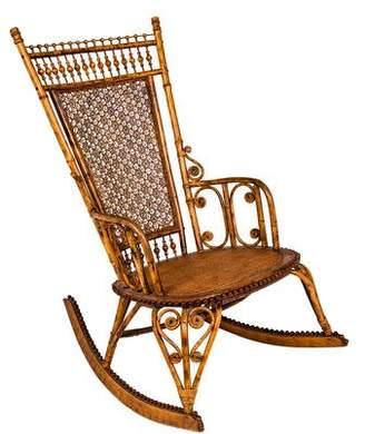 Ornate Rocking Chair
