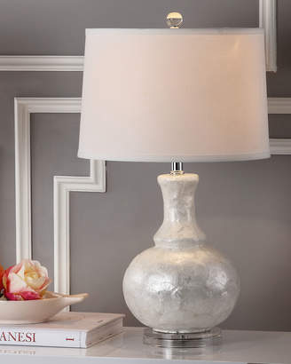 Safavieh Shelley Capiz Shell Table Lamps, Set of 2