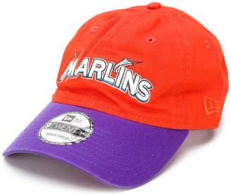 Marcelo Burlon County of Milan Miami Marlins cap
