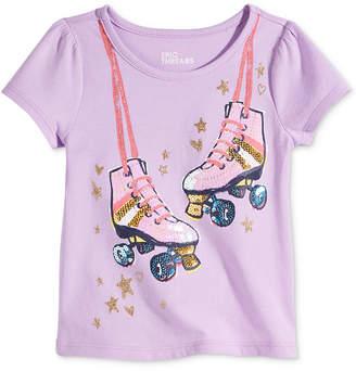 Epic Threads Toddler Girls Roller Skates T-Shirt