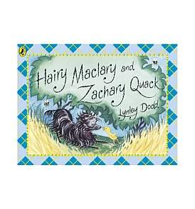 Original Penguin Hairy Maclary And Zachary Quack
