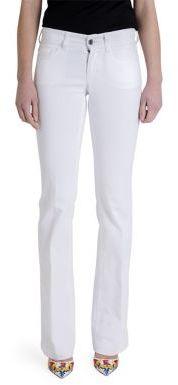 Dolce & GabbanaDolce & Gabbana Bootcut White Denim