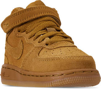 Nike Boys' Toddler Force 1 Mid LV8 Casual Shoes