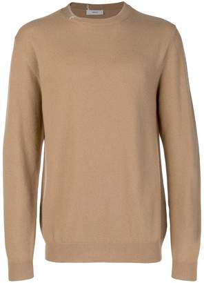 Mauro Grifoni long-sleeve fitted sweater