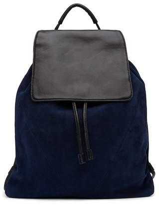Christopher Kon Suede & Leather Backpack