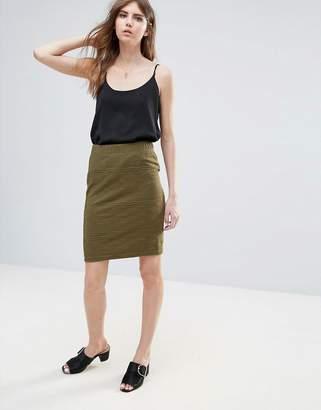 Ichi Textured Skirt