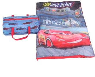 Disney Pixar Cars 3 Lightning McQueen Slumber Duffle Set