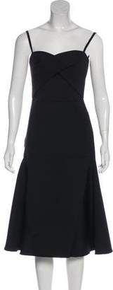 Dion Lee A-Line Midi Dress