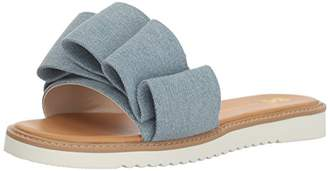 BC Footwear Women's Fun for All Ages Flat Sandal