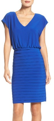 Women's Adrianna Papell Banded Sheath Dress $140 thestylecure.com
