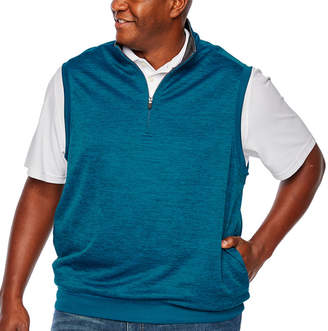 PGA Tour TOUR Fleece Vest - Big and Tall