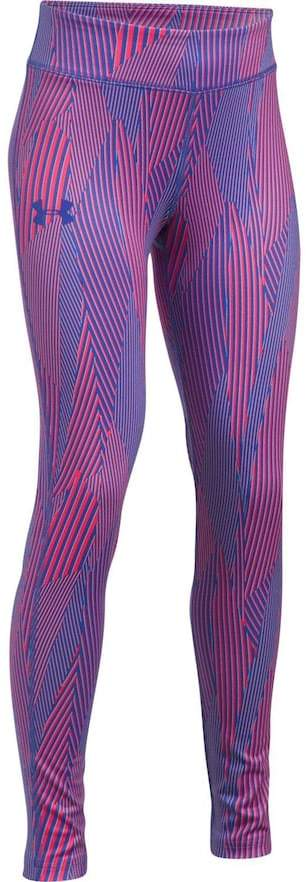 Under Armour Girls 7-16 Under Armour HeatGear Printed Leggings