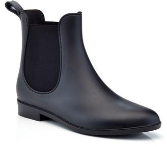Henry Ferrera Clarity Women's Water-Resistant Chelsea Rain Boots