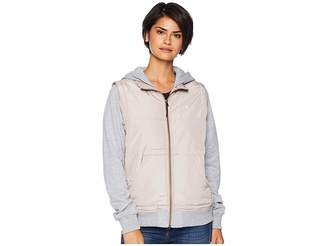 RVCA Eternal Quilted Fleece Jacket