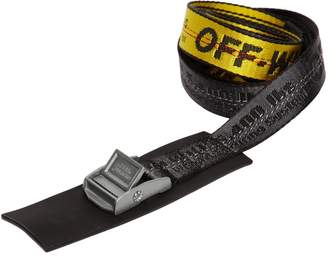Off-White 25mm Mini Nylon Industrial Webbing Belt