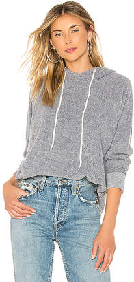 Monrow Reversible Terry Pull Over