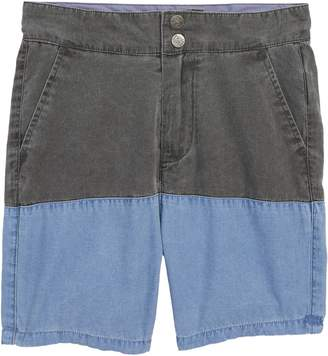 Quiksilver Barby Point Straight Fit Shorts