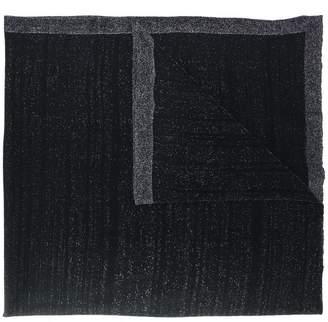 Faliero Sarti metallic knit scarf