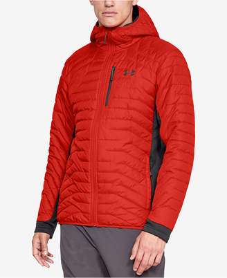 Under Armour Men's ColdGear Reactor Storm Hybrid Jacket