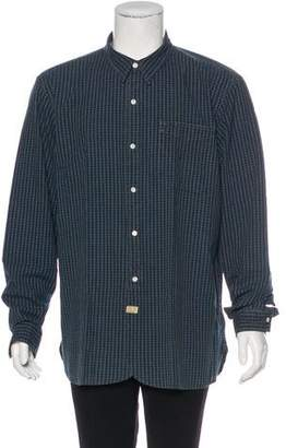 Co RRL & Patterned Casual Shirt