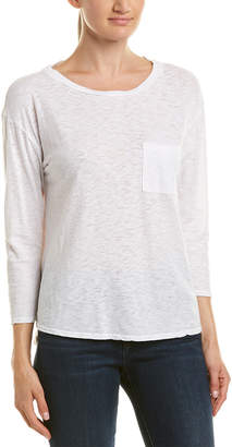 Three Dots Pocket T-Shirt