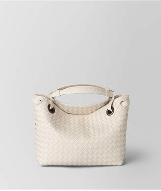Bottega Veneta Mist Intrecciato Nappa Shoulder Bag