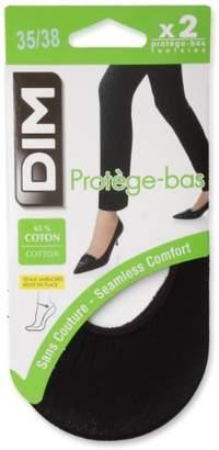 Dim Women's Protège Bas X3 Ankle Socks, Non Disponible,5 (manufacturer Size: 38 (taille Fabricant35/38)