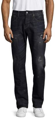 Scotch & Soda Men's Ralston Whiskered Cotton Jeans