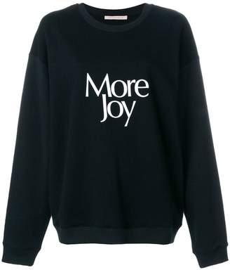christopher kane more joy sweatshirt