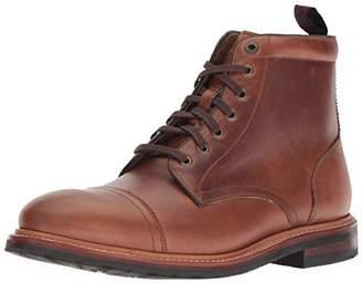 Florsheim Men's Foundry Cap Toe Dress Casual Boot Oxford